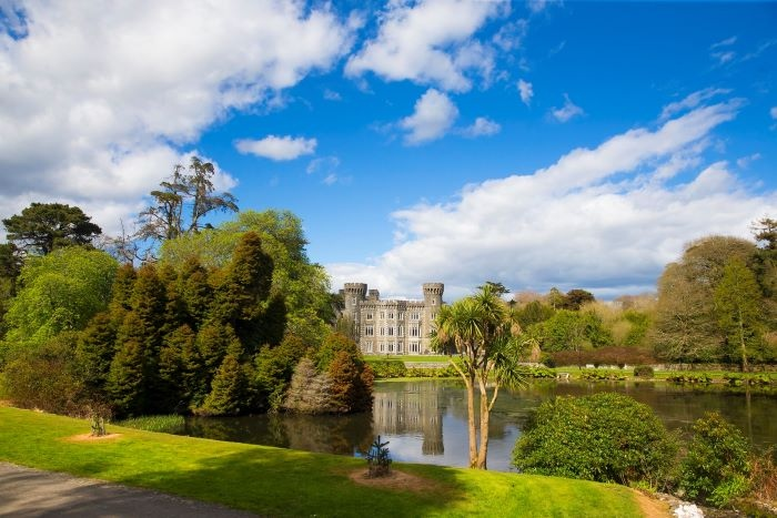 Johnstown Castle, Co Wexford, Ireland
