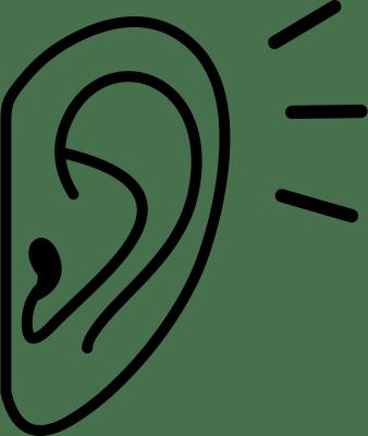 listen listening