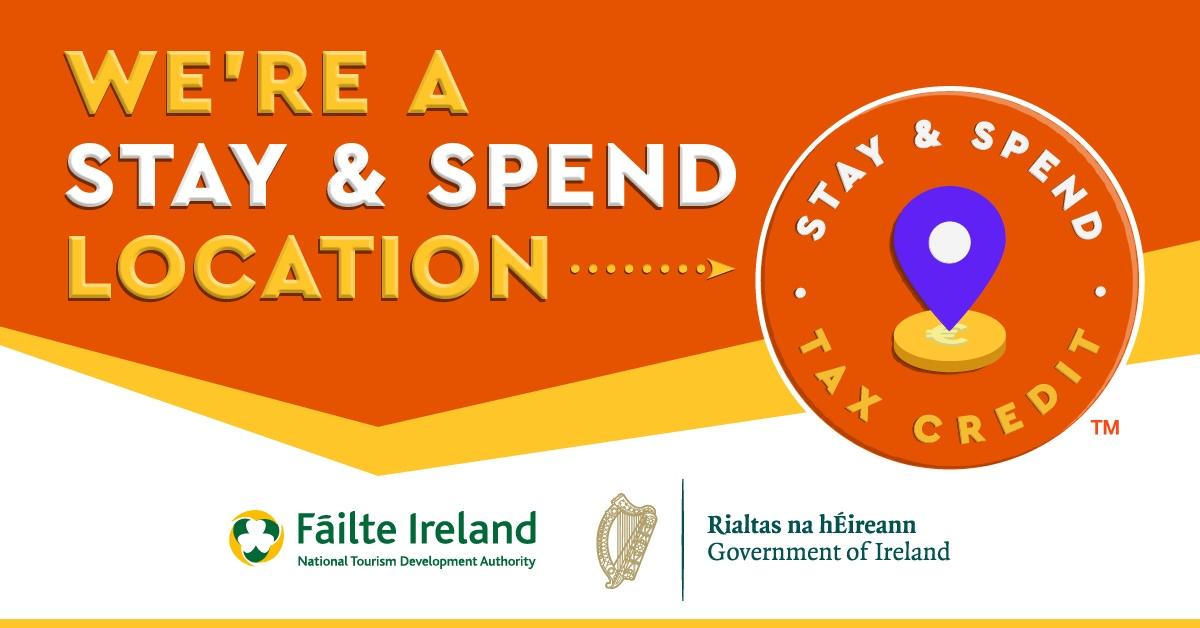 Stay & Spend scheme
